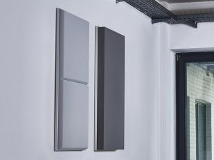 Acoustic frame with your preferred premium absorber