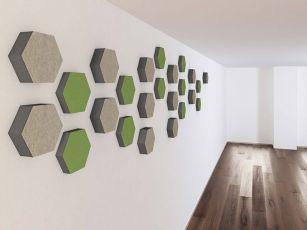 """Hexagonal Set """"Mix and Match"""""""