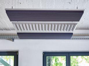 Ceiling absorbers