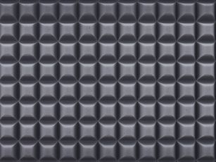 Thermoset-Special-Acoustic-Foam with trapezoid profile