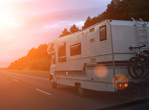 Soundproofing for motor home and caravan ensures peace and relaxation on your travels.